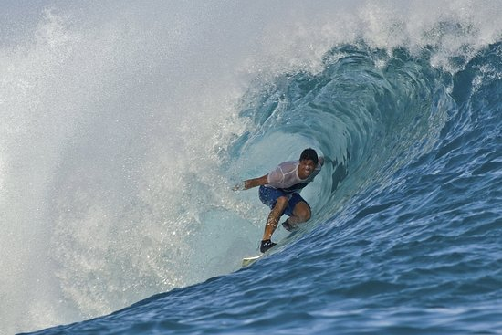 Anantara VeliMaldivesResort: Tropic Surf Shool