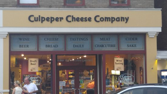 Culpeper, VA: Easy to find on the main st.