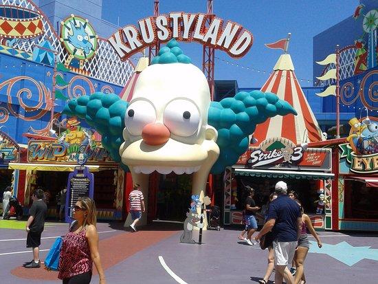 Foto De Universal Studios Hollywood Los Angeles Uno De Los Juegos