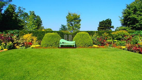 Benton Harbor, MI: Beautiful Garden