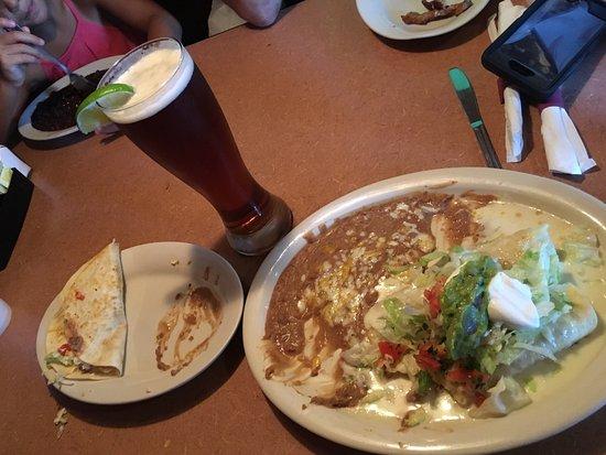Rancho Viejo: Gem of a Mexican restaurant!