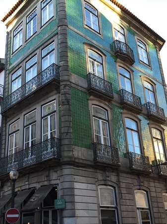 Porto District, Portugal: Außenansicht