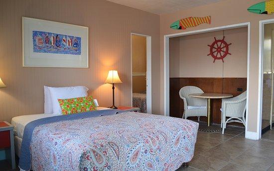 Inn at Calafia Beach: Guest Room
