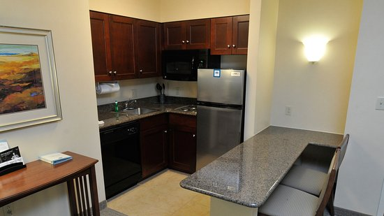 Clarence, Нью-Йорк: 1 or 2 bedroom suite kitchen