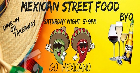 Marcoola, Αυστραλία: Mexican every Saturday night from 5pm