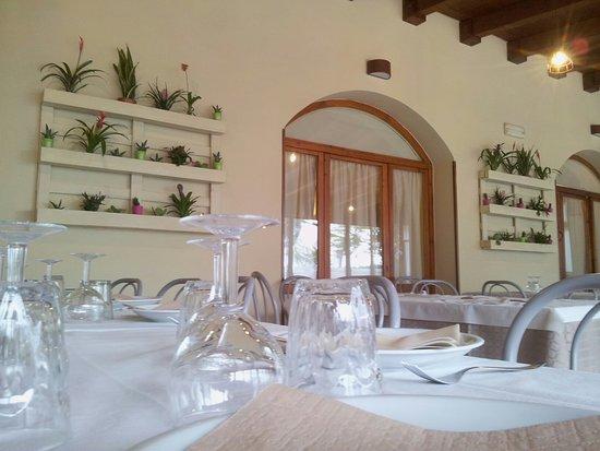 Trevi, إيطاليا: Ristorante Pizzeria Pietrarossa