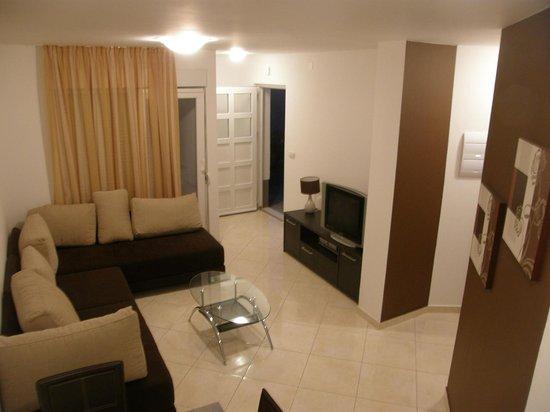 Podstrana, Kroatien: Apartment for 4 till 6 people