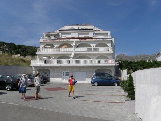 Podstrana, Kroatien: Villa Stipe