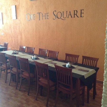 """imagen """"Off The Square"""" en Los Montesinos"""