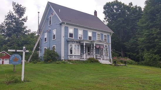 Hyde Park, VT: B&B top notch