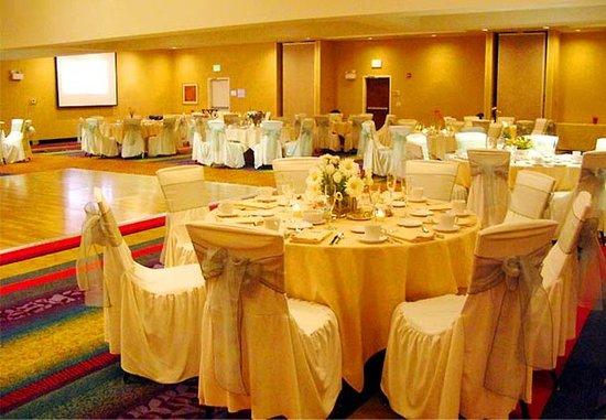 Hesperia, CA: Grand Ballroom – Banquet
