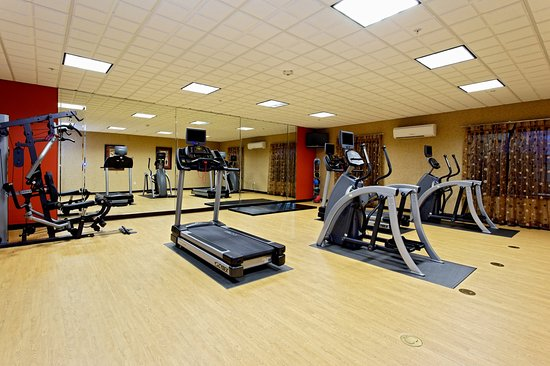 Holiday Inn Express Hotel & Suites Odessa: Fitness Center
