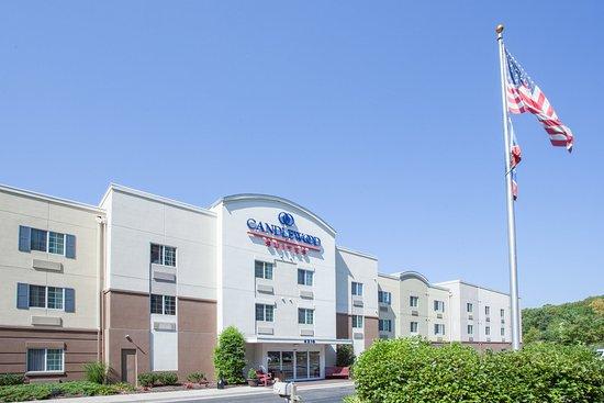 Bel Air, MD: Hotel Exterior
