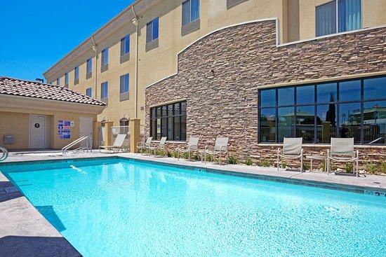Clovis, كاليفورنيا: Swimming Pool