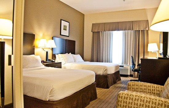 Clovis, Kalifornien: Double Bed Guest Room