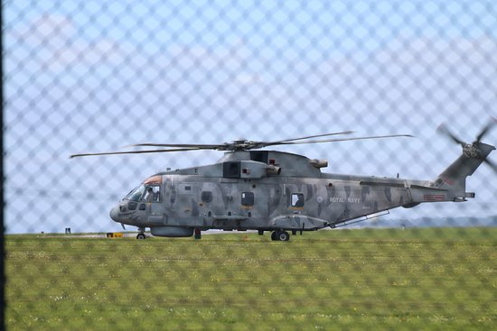 RNAS Culdrose Airfield Viewing Area