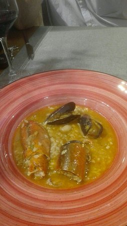Vila Seca, Spanyol: Restaurant Ca L'Africa