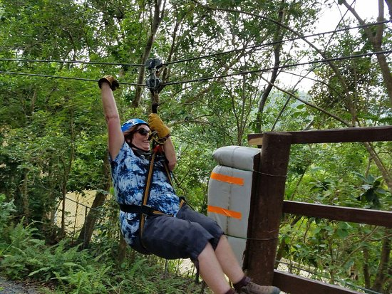 Rain Forest Zipline Corp.: photo0.jpg