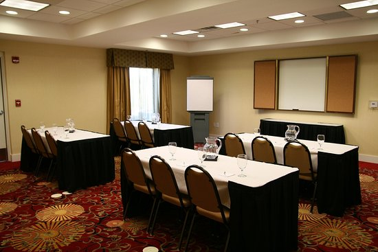 Hampton Inn & Suites Panama City Beach-Pier Park Area : Meeting Room