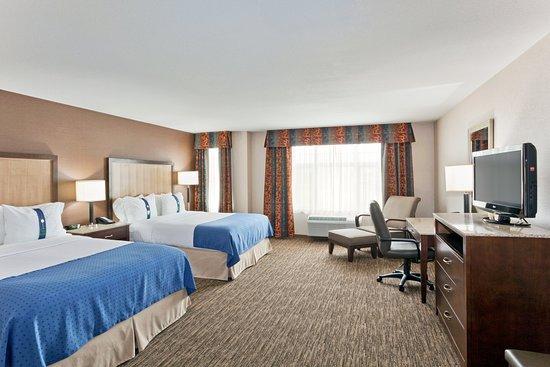 Σάρρεϋ, Καναδάς: Double Bed Guest Room