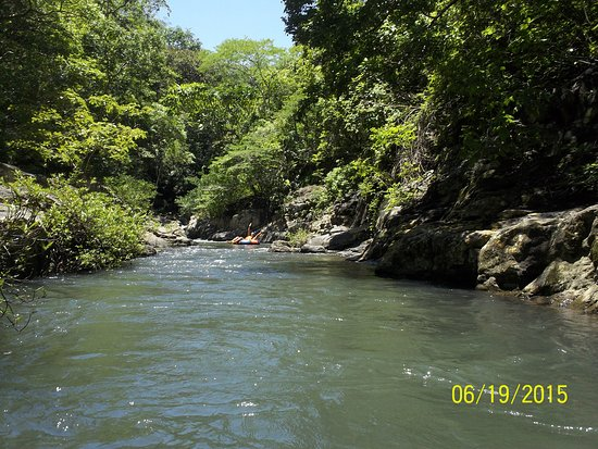 Rincon de La Vieja, Costa Rica: beautiuful scenery all the way down