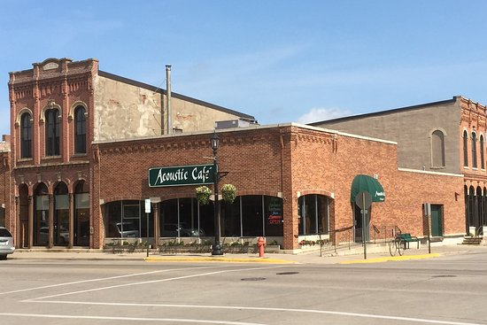 Acoustic Cafe - Winona, Minnesota