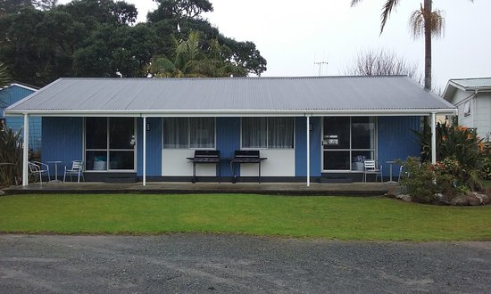 Mangonui, New Zealand: Motels upgraded