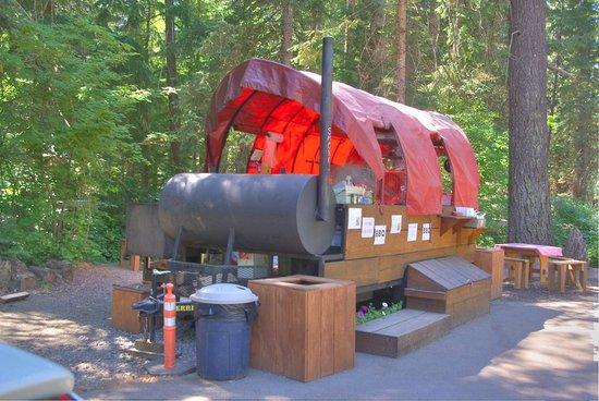 Prospect, Όρεγκον: BBQ Wagon