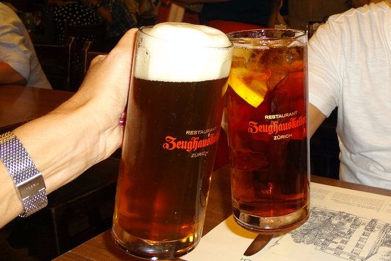 Cerveja deliciosa
