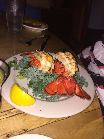 Lake Delton, WI: Ishnala - Twin Lobster Tails