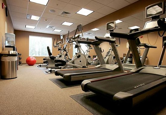 South Boston, VA: Fitness Center