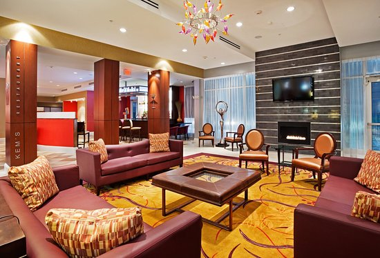 Holiday Inn Rock Hill : Hotel Lobby