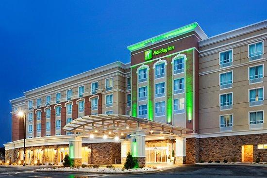 Rock Hill, Carolina del Sur: Hotel Exterior  - Lobby Entrance