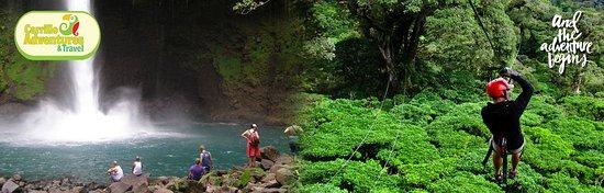 Carrillo Adventures & Travel : River Kayaking Tour CarrilloAdventures