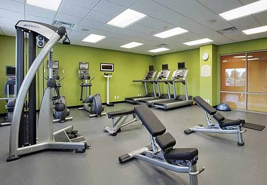 Fairfield Inn & Suites Buffalo Airport: Fitness Center
