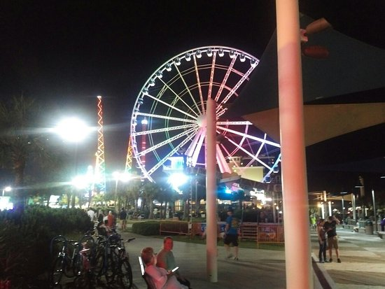 Myrtle Beach Boardwalk & Promenade: IMG_20160813_2104229_large.jpg