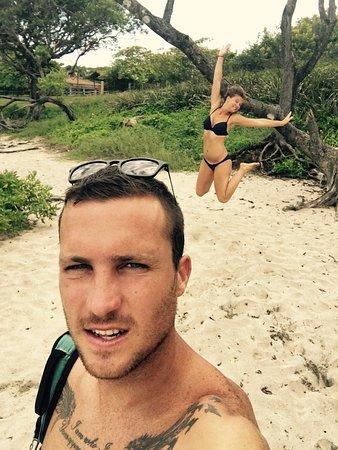 Playa Negra, Costa Rica: Allez viens on est bien bien bien bien bien chez Mymy !!