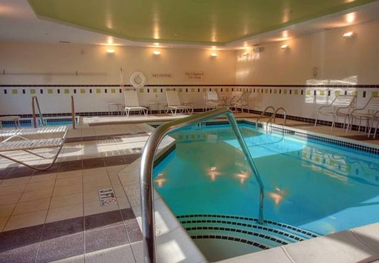 Lock Haven, Pensilvanya: Indoor Pool