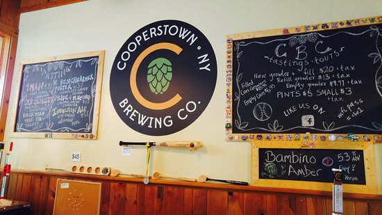 Milford, NY: What's on tap?
