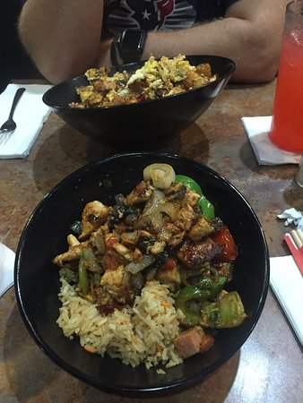 Webster, TX: Genghis Grill