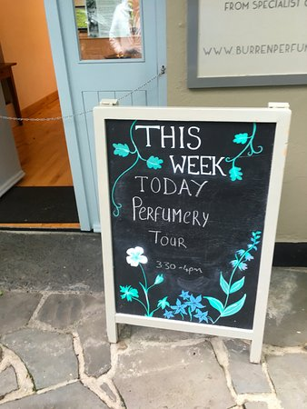 Ganter Chauffeur Drive -Day Tours: Perfumery