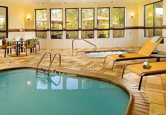Wichita Falls, Τέξας: Indoor Pool