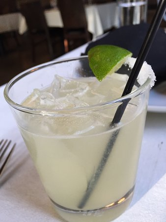Jalapeño Margarita was crisp, light and delish! Would go back just for this drink!