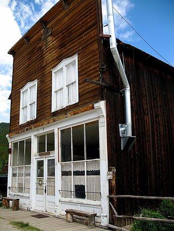 Nathrop, Colorado: St. Elmo