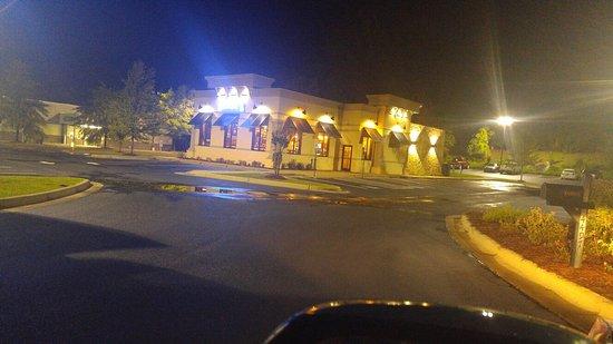 Alexander City, AL: Zaxby's