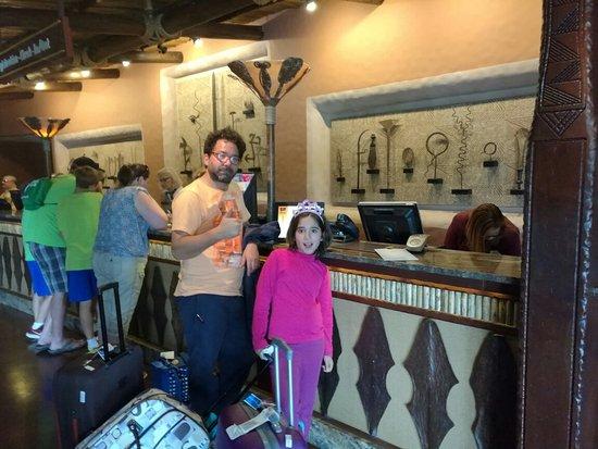 Disney's Animal Kingdom Villas - Kidani Village: IMG_20160623_122825_large.jpg