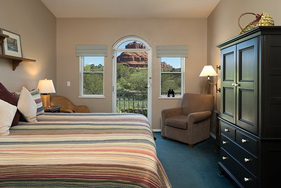 Canyon Villa Bed and Breakfast Inn of Sedona: Desert Daisy with Views