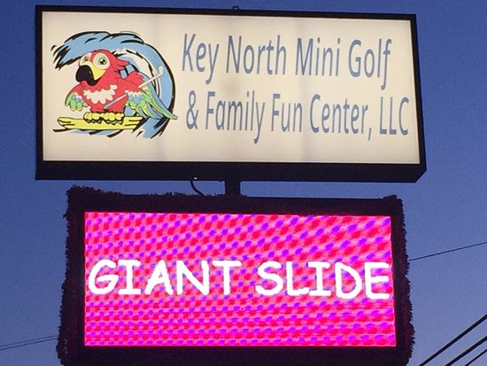 ‪Key North Mini Golf‬