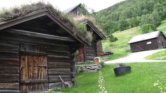 Nedre Heidal, Norway: Norde Ekre Farm Hotel.