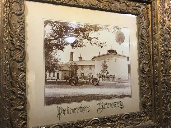 Potosi, Wisconsin: Princeton Brewery.